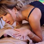 【前立腺刺激で射精】美女ギャルエステ嬢のスロー手コキからアナル責め(AIKA)