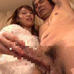 【逆レイプ】痴女介護士がジジイを拘束して罵倒しながらチンポを扱いて咥えてビンタして・・・(本田莉子)