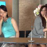 【フェラ抜きごっくん&顔射】精子を飲みたい女子アナと顔にかけられたい女子アナの実践フェラチオ(滝川恵理(有沢実紗),唯川みさき,加納綾子)