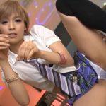 【JOI】金髪痴女ギャルがバーチャルでパンチラ挑発しながらセンズリ指導(向井藍)